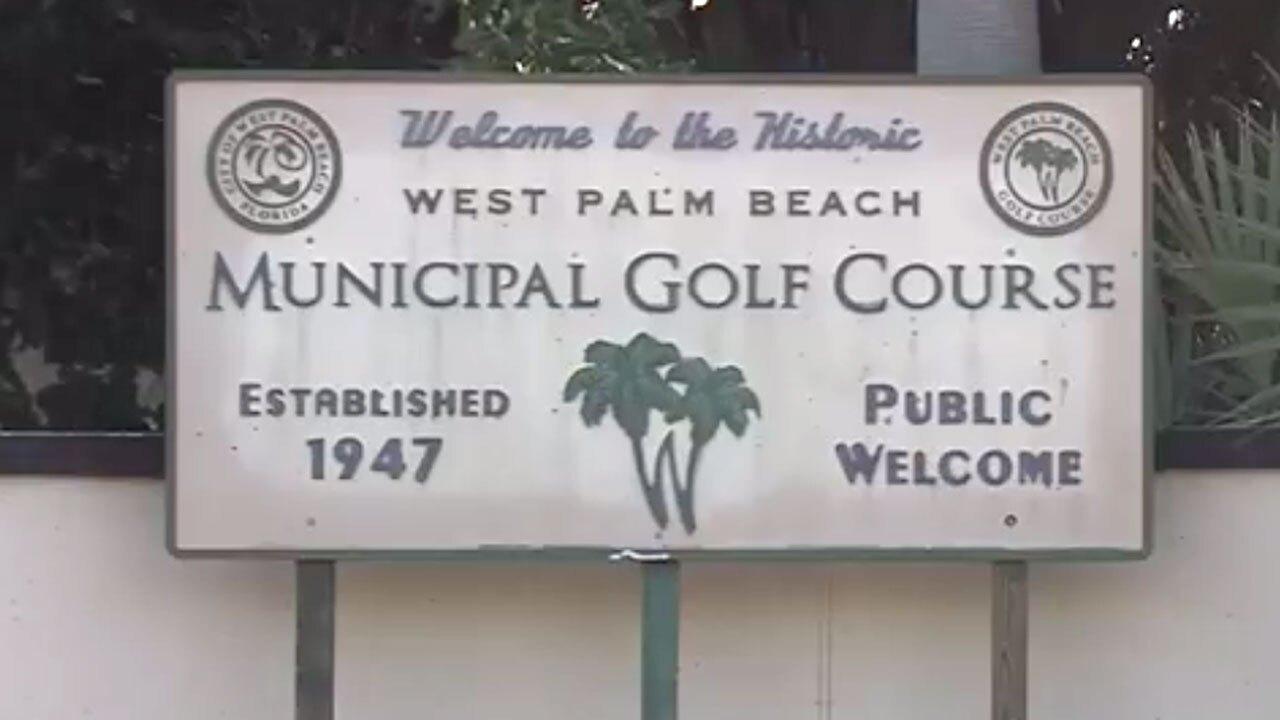 West Palm Beach Municipal Golf Course