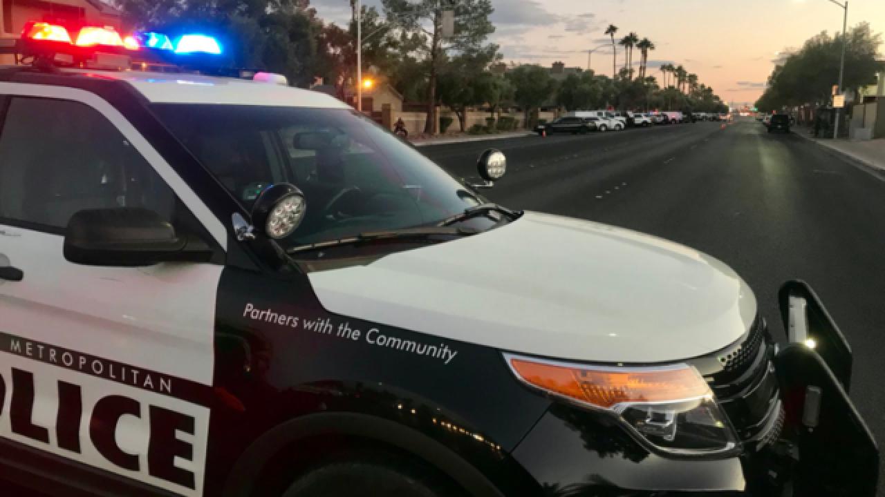 Las Vegas breaking news for October 20, 2018