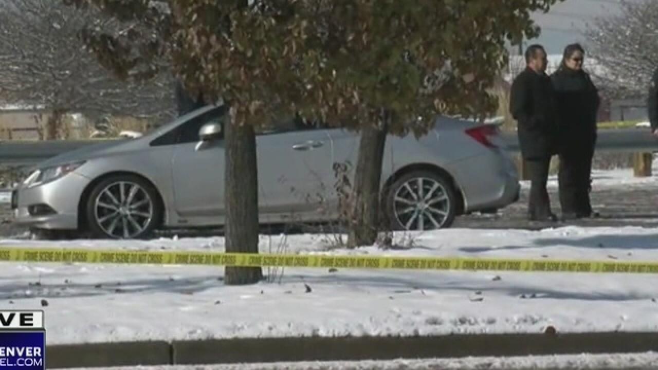 PD: Aurora suspect shot to death, attacked cop