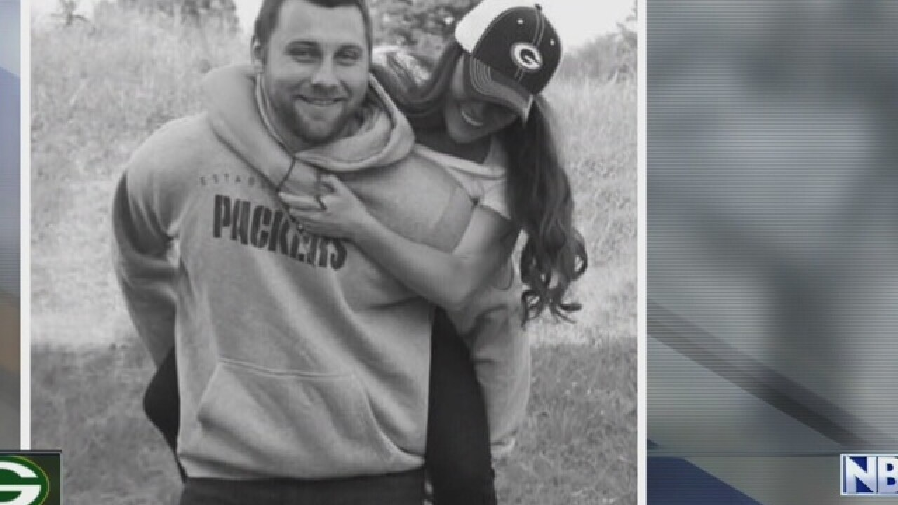 Bone marrow donor registry for former Packer