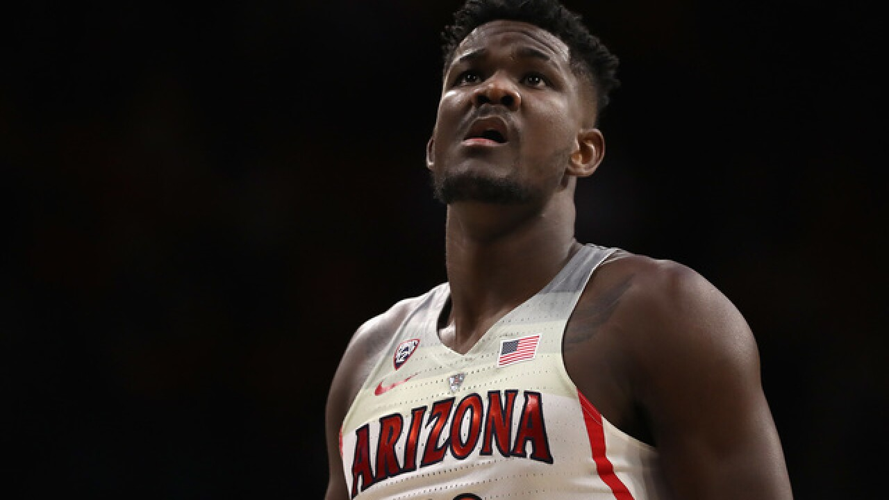 Will Suns select Ayton?
