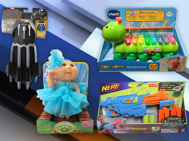 PHOTOS: 10 'worst toys' for the 2018 holiday season, according to consumer safety group