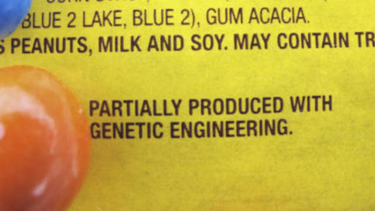 Report: Genetically altered food safe