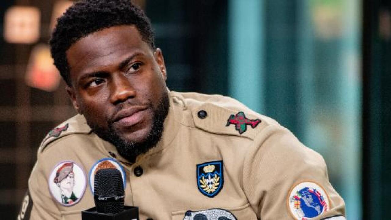 Kevin Hart posts an emotional video about his car crash. 'I see things differently'