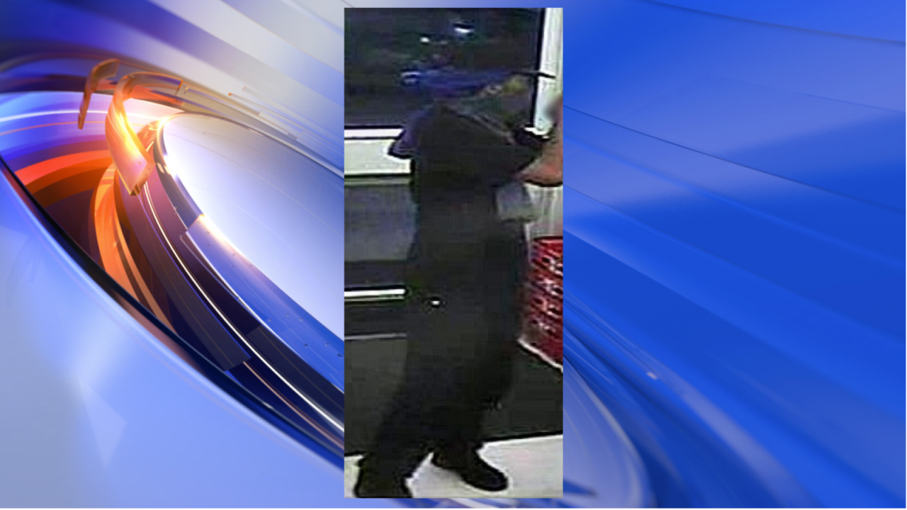 Police looking for man who robbed Hampton 7-Eleven