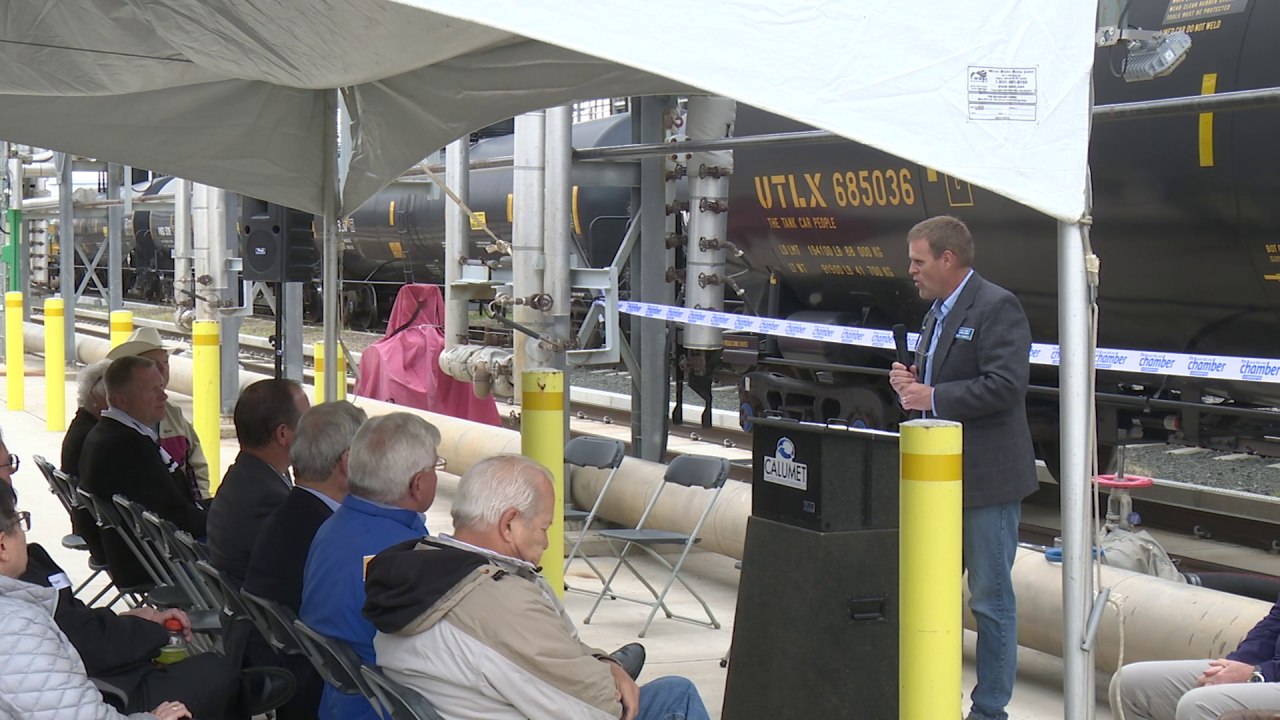 "Calumet refinery launches ""Montana Renewables"" project"