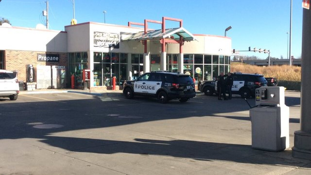 Malmo bank robbery leads to pursuit, arrest