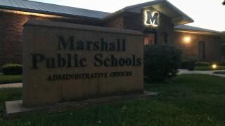 Marshall Public School Exterior