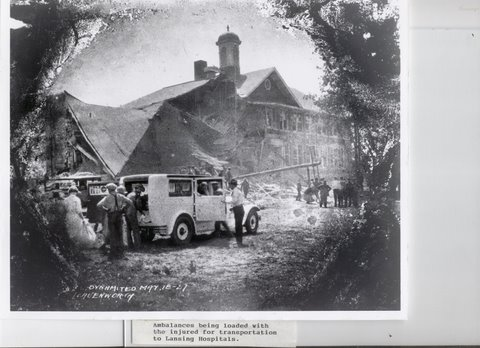 Bath School Massacre