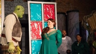"""""""Shrek"""" Musical closes this weekend at Redford Theatre"""