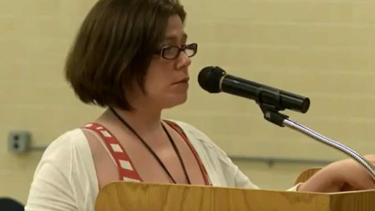 Portsmouth School Board to discuss morale concerns after teacher speaksup
