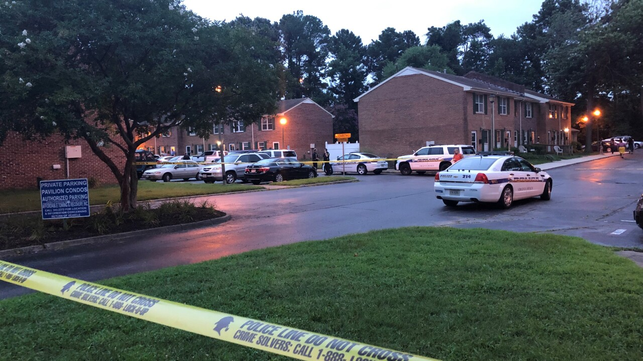 One person detained in 'suspicious' death investigation in VirginiaBeach
