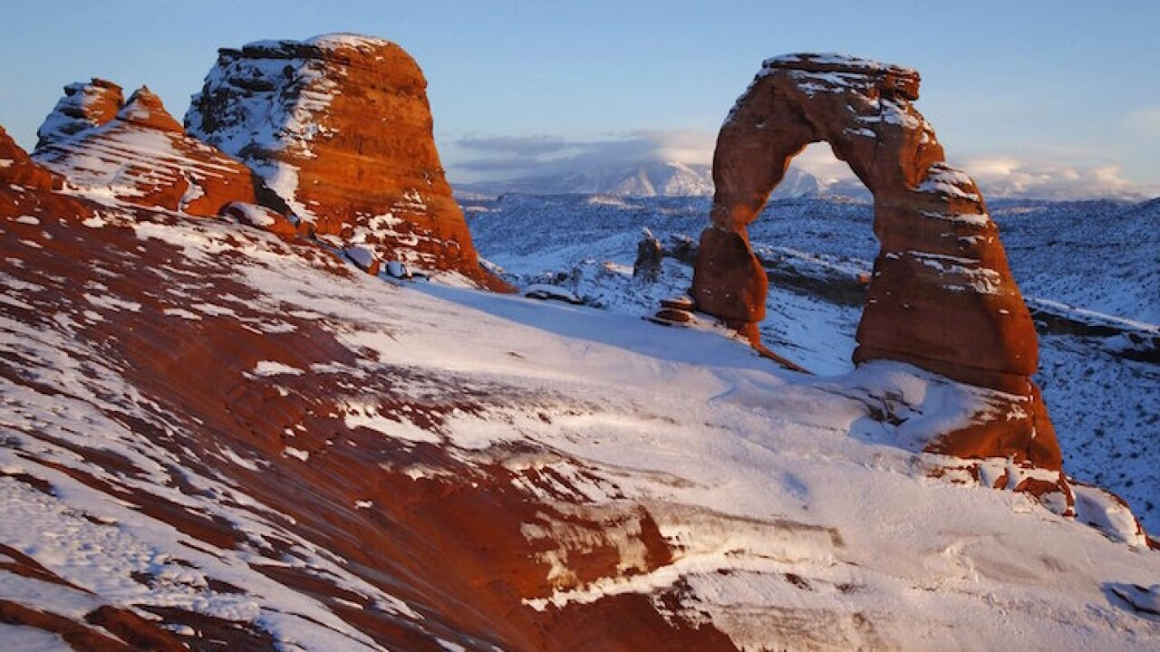Arches National Park,Delicate Arch