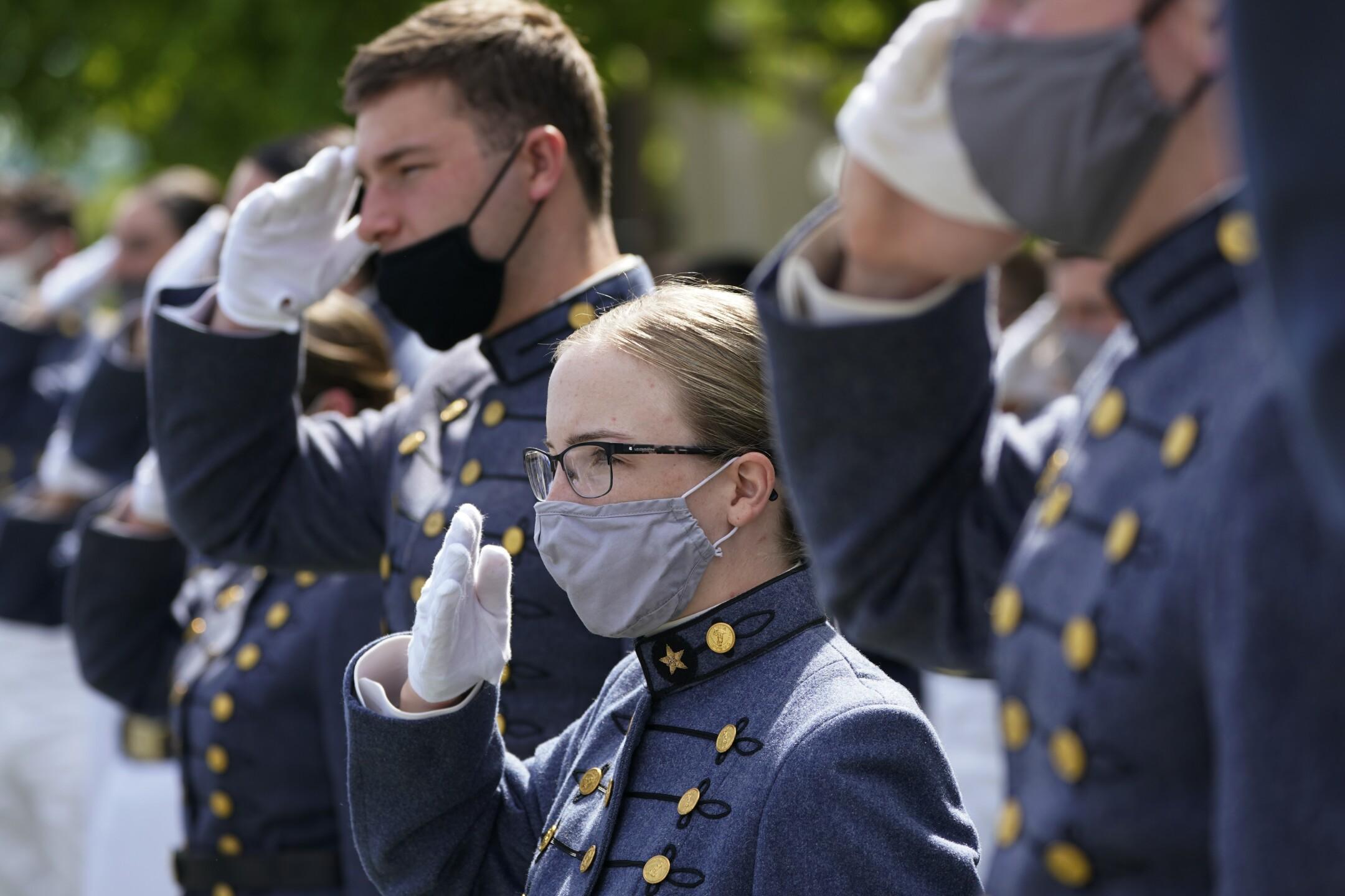 VMI Female Commander