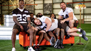 Watch: Cleveland Browns make spot-on parody of the iconic opening of 'Friends'
