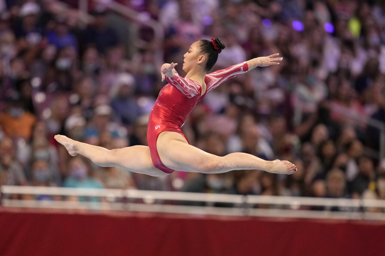 US Gymnastics Olympic Trials