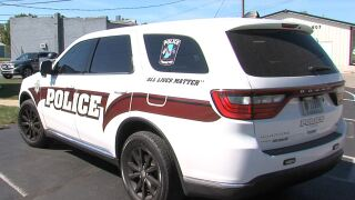 Indiana town plans to remove 'All Lives Matter' decals from police vehicles