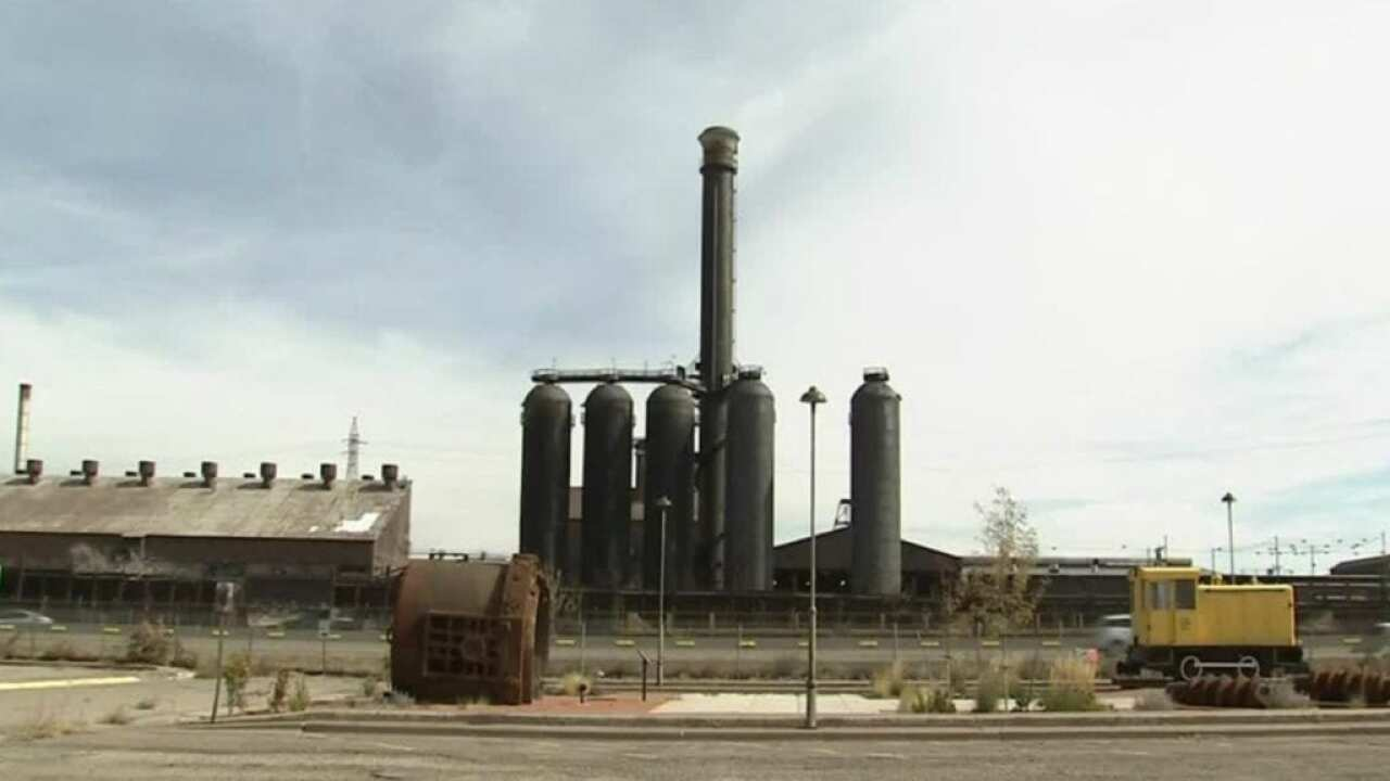Evraz has plans to build new steel mill in the Steel City