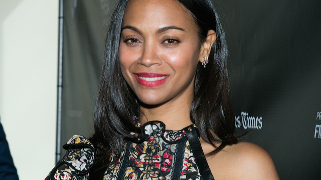 Casting Saldana as Simone inflames ideas of race, beauty