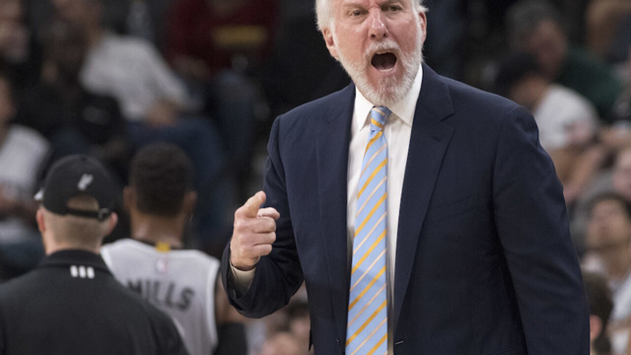 NBA coach Gregg Popovich on Donald Trump win: 'It's disgusting'