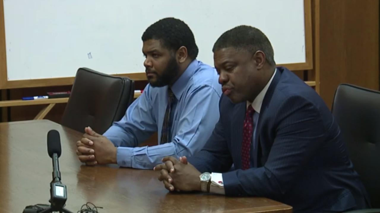 Idris Clark in Cuyahoga County Court of Common Pleas