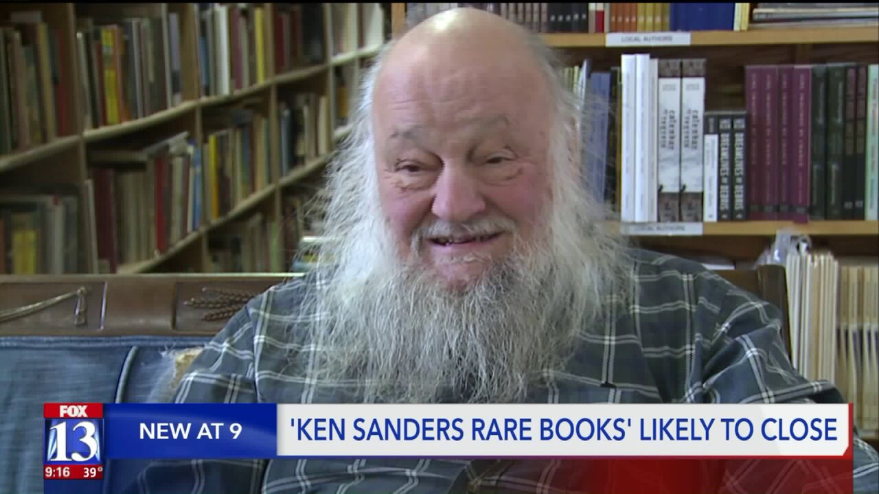 Ken Sanders Rare Books expected to close as demand for new construction downtownincreases