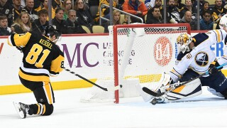 5 Observations: Sabres stun Penguins in OT, win sixth straight