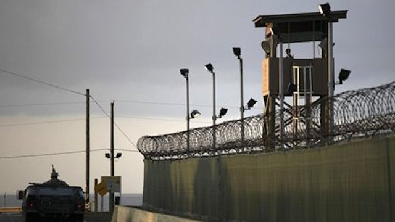 Obama: Plan to close Guantanamo Bay facility has been sent to Congress