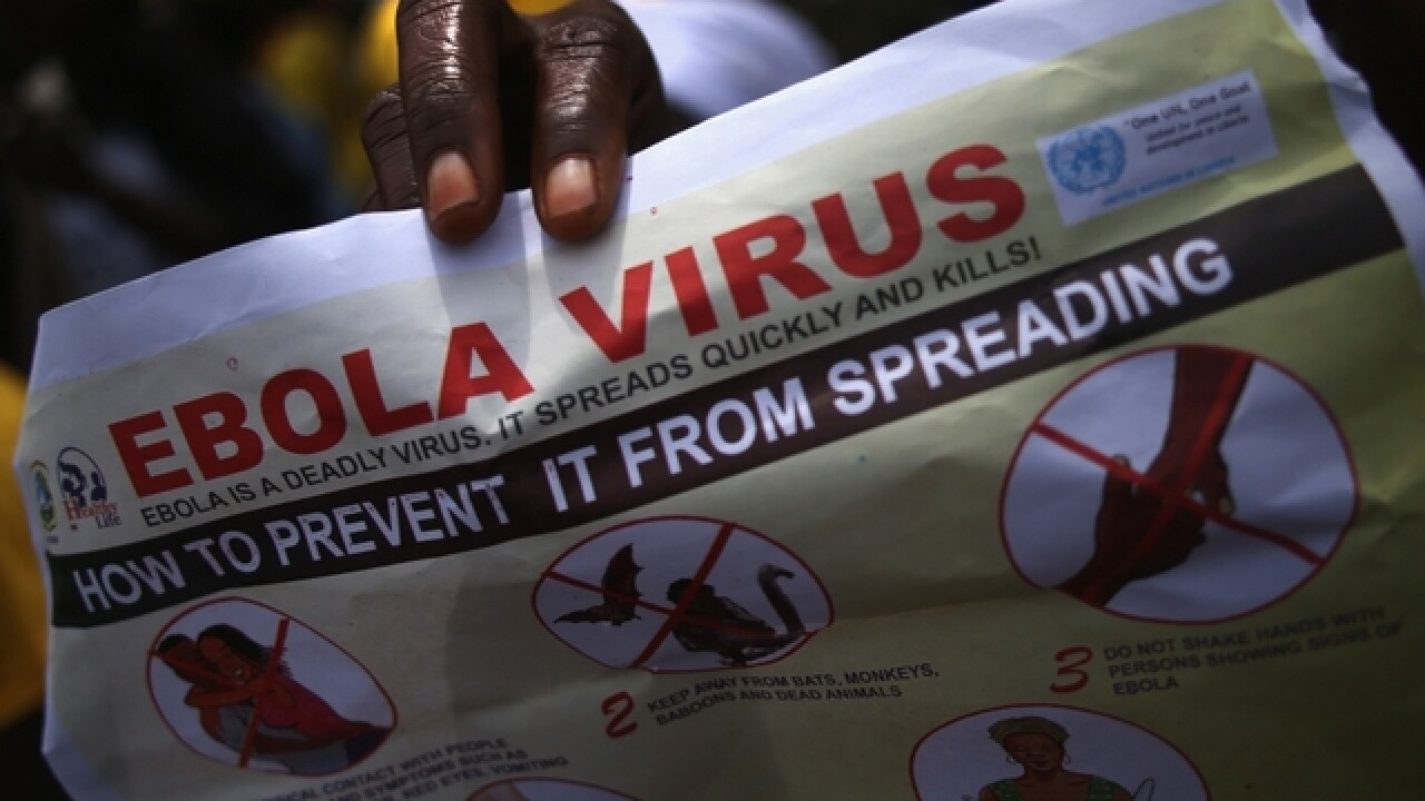 Ebola doctors and nurses in Congo threaten to go on strike