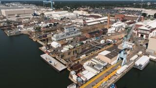 Newport News Shipbuilding 1