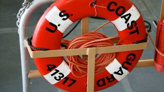 Coast Guard medevacs sailboat captain off North Carolina coast