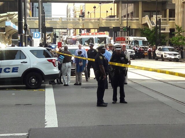 PHOTOS: Shooting at Fifth Third Bank Downtown