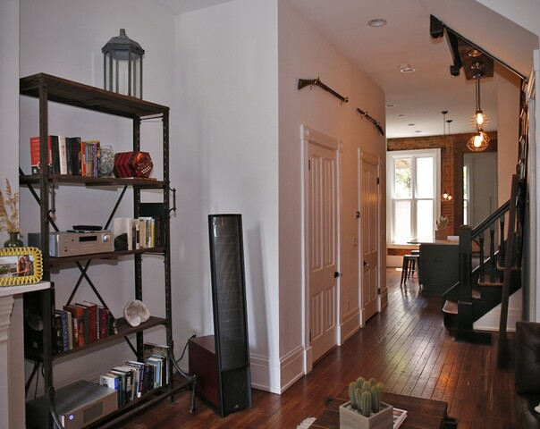 Home Tour: A late-1800s Mount Adams row house with a 'baroque chic' vibe