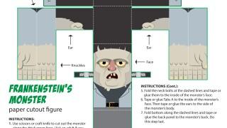 Frankenstein Monster final