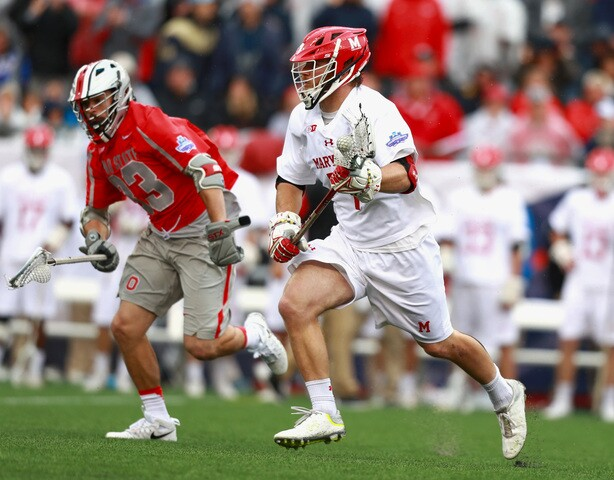 Maryland men's lacrosse wins national title, defeats Ohio State 9-6