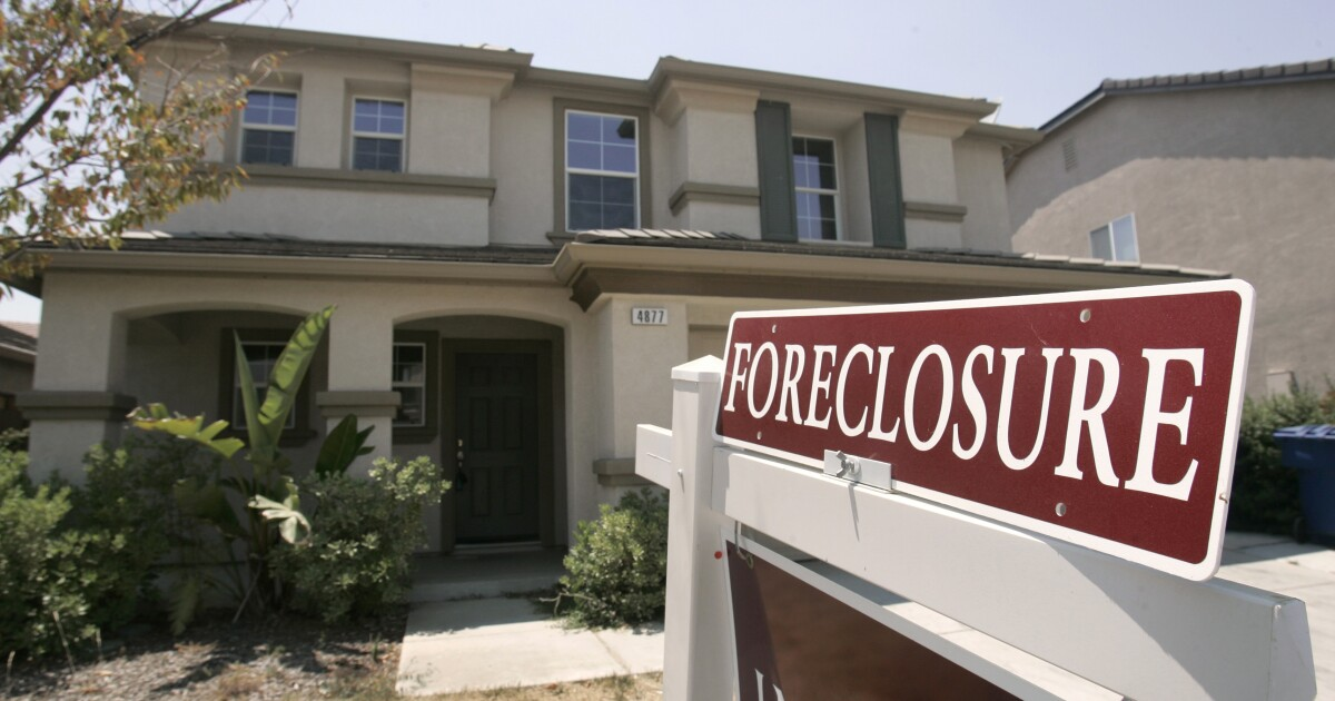 Florida's foreclosure rate second highest in the U.S., filings increase as courts open