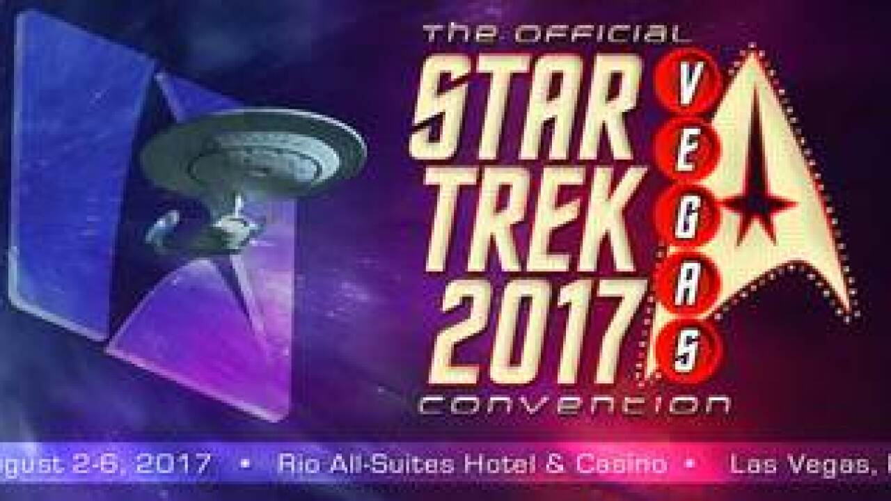 UPDATE: Thousands of trekkies attend Star Trek convention