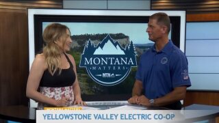 Montana Matters Interview with Yellowstone Valley Electric Co-op
