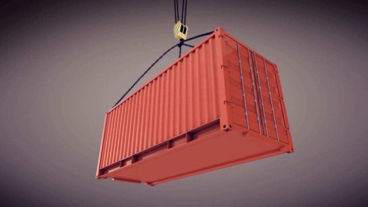 Shipping container homes coming to San Diego