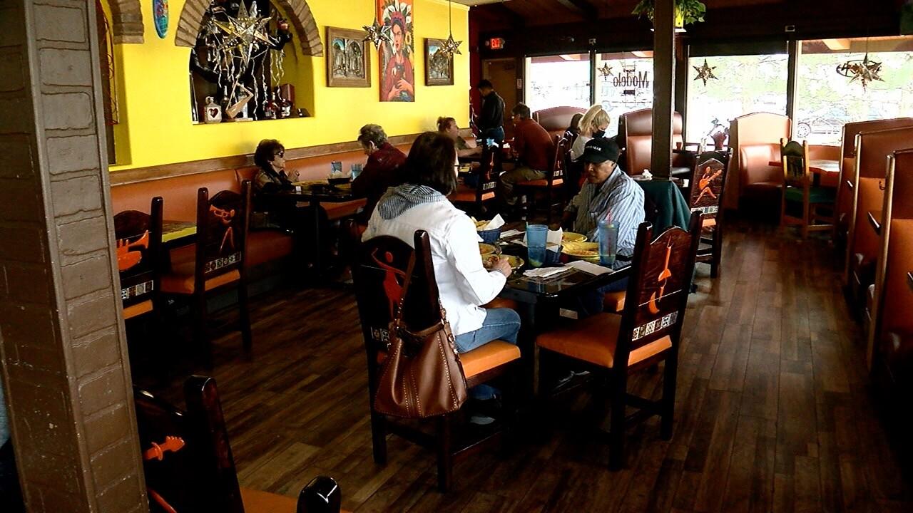 Casa Mariachi restaurant in Parker