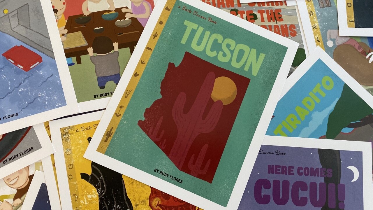A Little Tucson Book