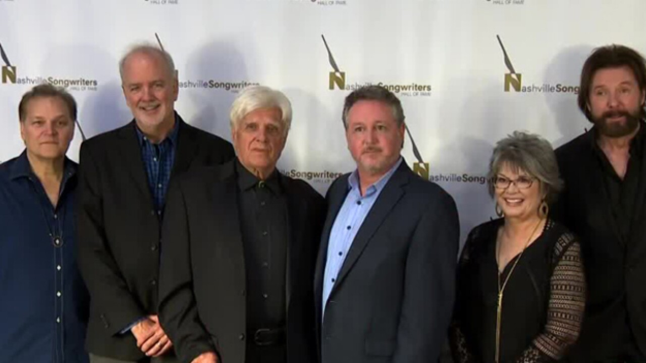 Songwriters Inducted Into Songwriters Hall of Fame