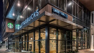 Starbucks moving to drive-thru only at most locations for 2 weeks