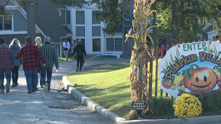 Highland High School homecoming event
