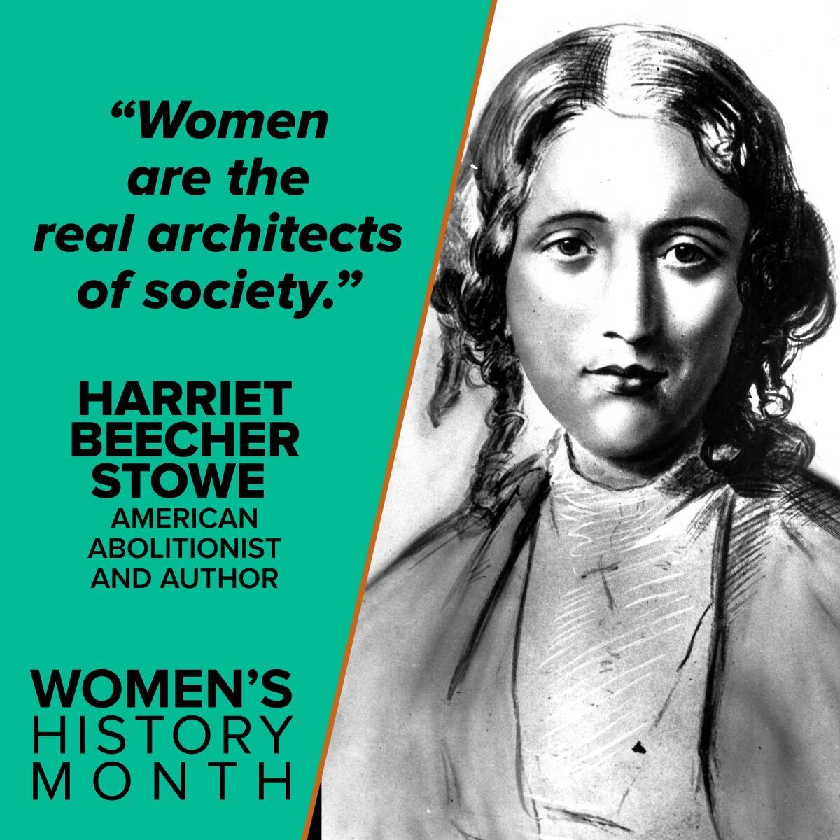 Women's History Month_Harriet Beecher Stowe .jpg