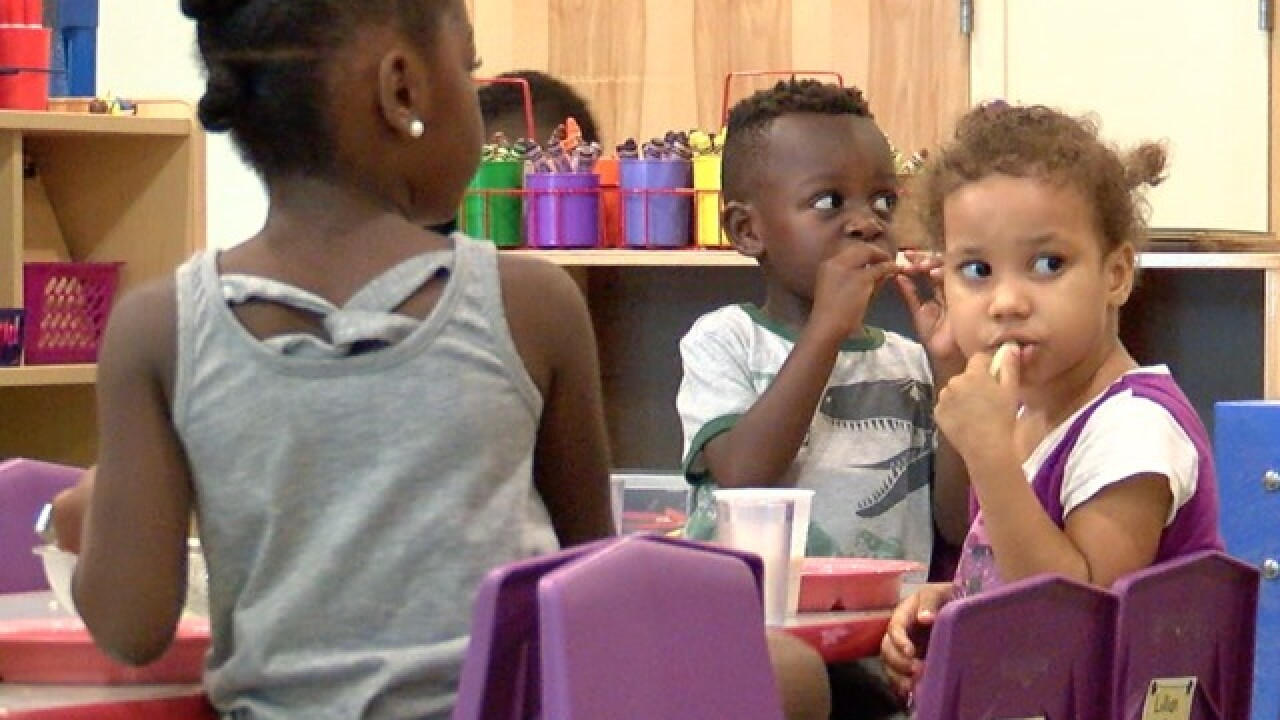KC mayor proposes tax for Pre-K funding