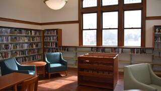 PHOTOS: Historic East Washington Street library