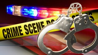 Police:Drunk driver nearly causes train accident