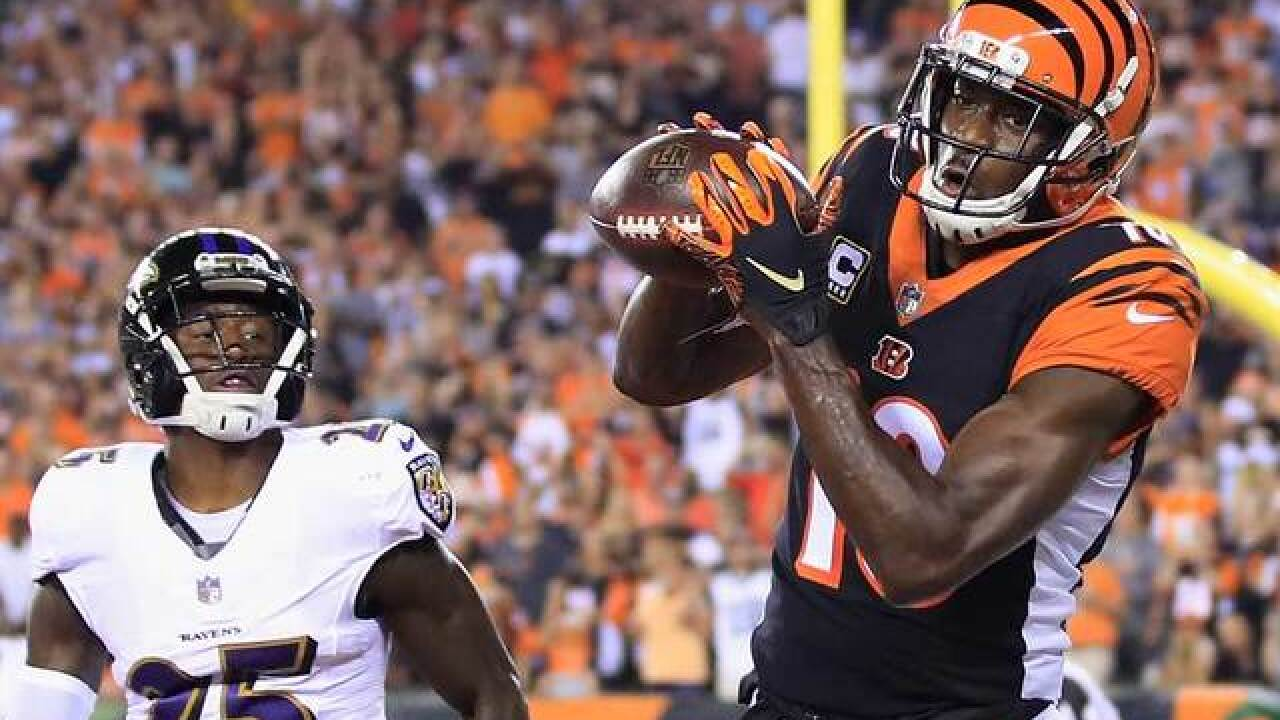Flying Pigskin: Cincinnati Bengals go 2-0 after big win over Ravens in prime time