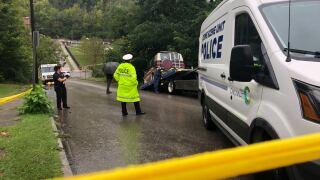 North fairmount homicide van